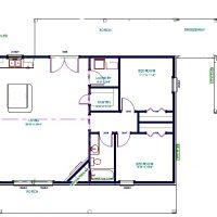 Beechnut floor plan