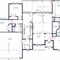 Capulin floor plan