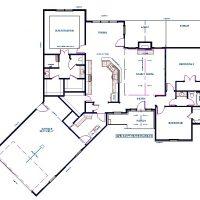 Juiper floor plan
