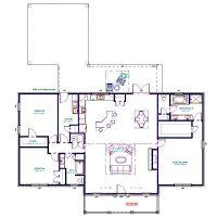Sophora floor plan