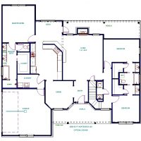 deerwood floor plan