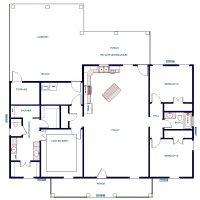 laurel floor plan